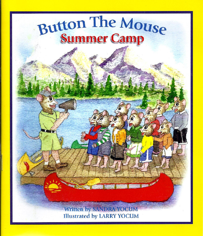 Button The Mouse Summer Camp